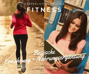 Der Synovital Fitness Booster - Für alle, die geistig und körperlich viel erreichen wollen.