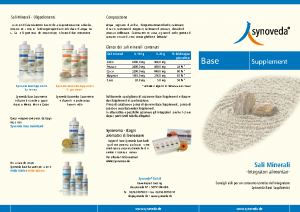 Synoveda Base Supplement italienisch