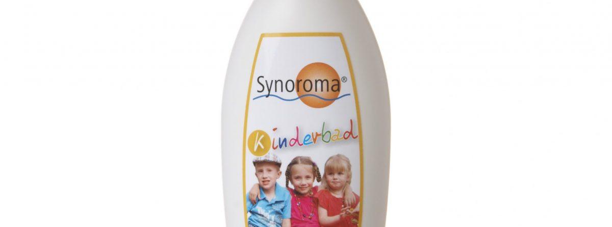 "Unser Angebot: Badezusatz Synoroma ""Kinderbad"""