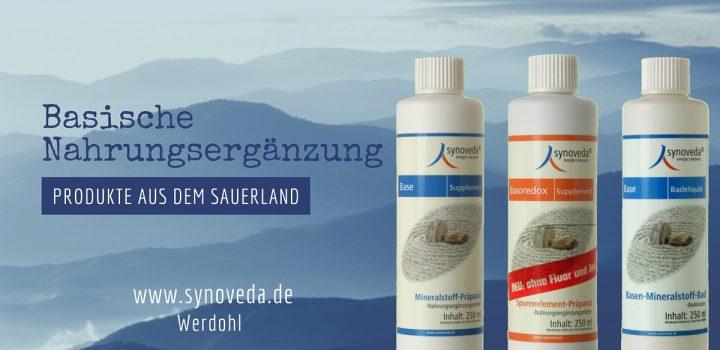 Produkte aus dem Sauerland