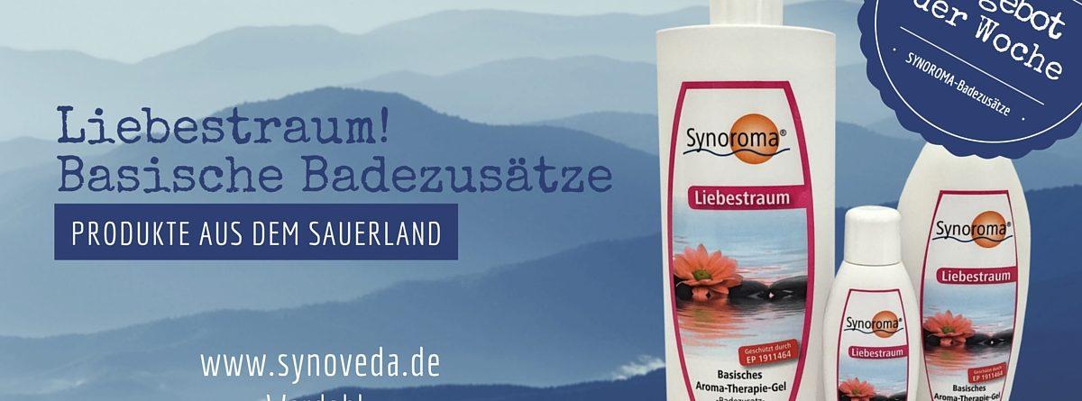 Unser Angebot: Synoroma Liebestraum