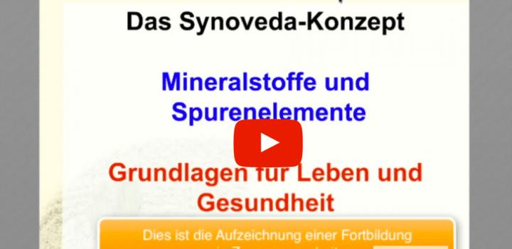 Von unserem Youtube-Kanal: Das Synoveda-Konzept!