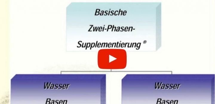 Synoveda - 2. Basische Zwei-Phasen-Supplementierung