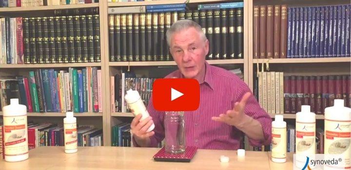 Wie trinkt man unsere Spurenelemente?
