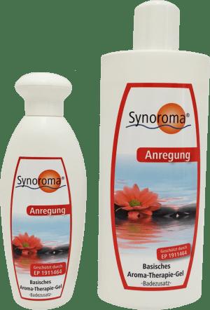 """Synoroma-Badezusatz """"Anregung"""" - Basische Aroma-Therapie"""