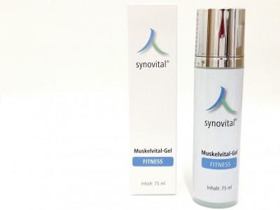 "Synovital Muskelvital-Gel ""Fitness"""
