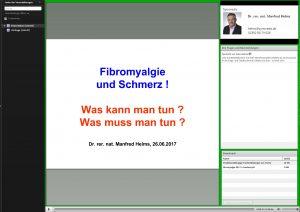 Teleseminar - Fibromyalgie und Schmerz