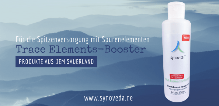 Synovital Trace-Elements-Booster