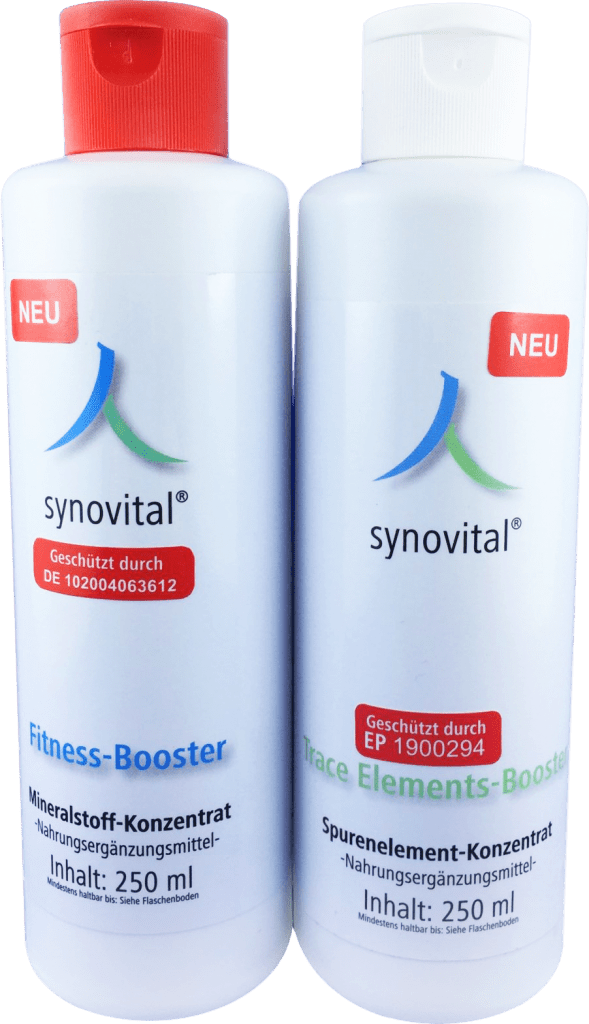 Fitness Booster & Trace Elements Booster