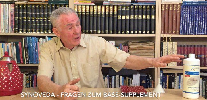 Wie bekommt man den ganzen Inhalt aus der Base Supplement-Flasche heraus? – Fragen an Dr. Helms