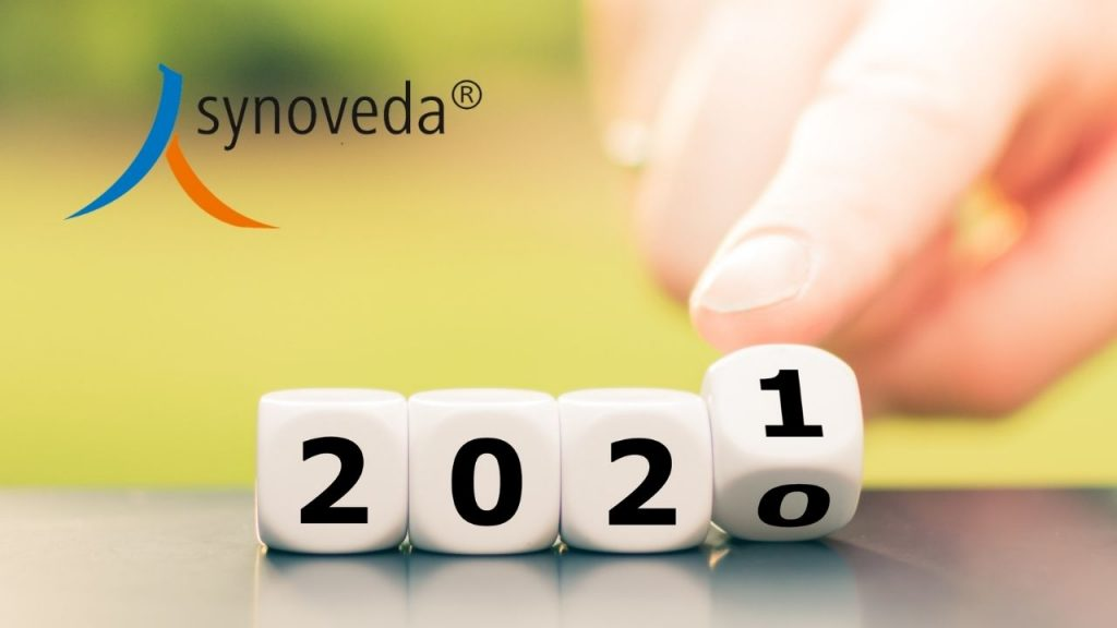 Das Synoveda-Team sagt Danke für 2020!
